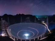 Thế giới - Kính viễn vọng ở TQ sắp săn người ngoài hành tinh