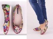 Thời trang - Tuyệt chiêu làm giày cực xinh cho chàng mê truyện tranh