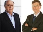 """Tài chính - Bất động sản - Bill Gates bị ông chủ Zara """"soán ngôi"""" giàu nhất TG"""