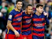 """Bóng đá - Barca đầy SAO: """"Chấp"""" đối thủ bộ ba MSN"""