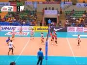 Thể thao - Cúp bóng chuyền châu Á: CLB Việt Nam gục ngã trước người Thái