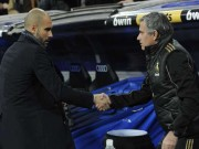 Bóng đá - Trước derby, Mourinho và Guardiola bất ngờ làm hòa