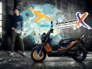 Thế giới xe - Honda New Zoomer-X bản giới hạn giá 42 triệu đồng