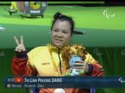 Olympic 2016 - Paralympic: Thắng Trung Quốc, VĐV Việt Nam giành HCĐ