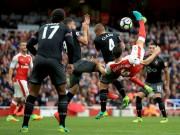 Bóng đá - Arsenal - Southampton: Phần thưởng phút bù giờ