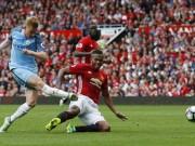 Bóng đá - Thắng derby Manchester, Pep và học trò được đưa lên mây