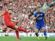 Bóng đá - Liverpool - Leicester City: Cơn lốc màu đỏ