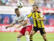 Bóng đá - Leipzig - Dortmund: Đòn đau phút cuối