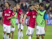 """Bóng đá - Barca thua Alaves: Chuyện cổ tích của """"kẻ nghèo"""""""