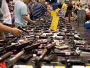 Thế giới - Người Mỹ tự bắn giết nhau nhiều gấp 7.300 lần khủng bố