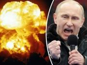 Thế giới - Nếu Nga tấn công hạt nhân, một nửa châu Âu bị san phẳng