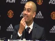 Bóng đá - Guardiola: Đánh bại Mourinho, thách thức tất cả