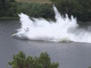 Thế giới - Mỹ: Thuyền đua bốc cháy ở tốc độ hơn 400 km/giờ