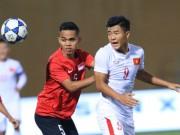 """Bóng đá - U19 Việt Nam - U19 Singapore: Lệch lạc """"thước ngắm"""""""