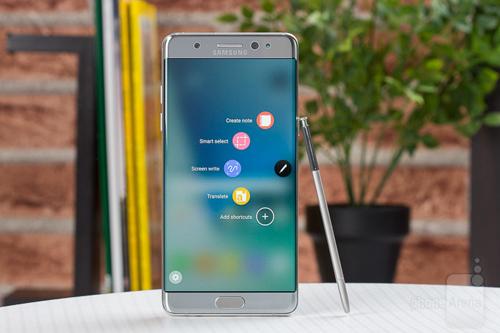 Samsung sẽ vô hiệu hóa Galaxy Note 7 nếu không đổi trả