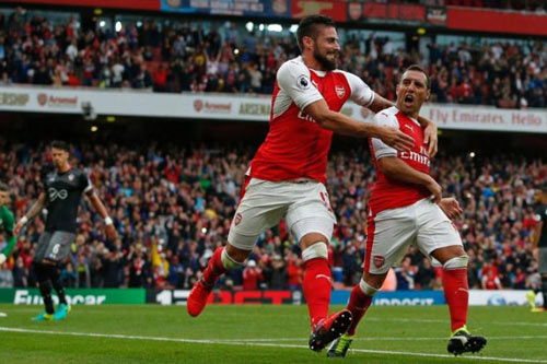 Arsenal: Sức sống mới từ con người cũ - 3