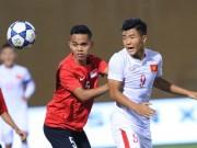 Bóng đá - HLV Hoàng Anh Tuấn không hài lòng với chân sút U19 VN