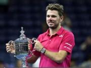 Thể thao - Tennis 24/7: Hạ Nole, Wawrinka đi vào lịch sử Grand Slam