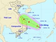 Tin tức trong ngày - 24 giờ tới, áp thấp nhiệt đới có thể mạnh lên thành bão