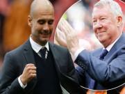Bóng đá - Ngán ngẩm vì Mourinho, Sir Alex ôm chúc mừng Pep