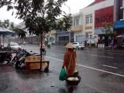 Tin tức trong ngày - Cảnh báo mưa to, lũ lên nhanh tại miền Trung
