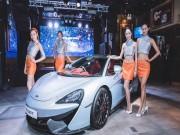 """Tư vấn - """"Hàng nóng"""" McLaren 570GT chính thức ra mắt"""