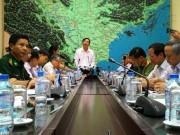 Tin tức trong ngày - Tối nay, bão số 4 sẽ đổ bộ Quảng Nam-Bình Định