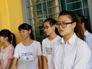 Giáo dục - du học - Phương án thi năm 2017: Bộ GD-ĐT gỡ rối cho thí sinh