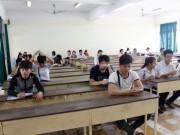 Giáo dục - du học - Xét tuyển vào ĐH,CĐ năm 2017 thực hiện như thế nào?