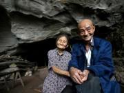 Phi thường - kỳ quặc - TQ: Cặp vợ chồng sống trong hang suốt 54 năm
