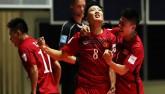 Futsal Việt Nam thắng lớn, báo chí quốc tế sững sờ