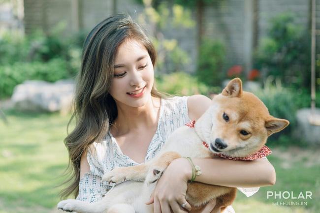 """Vẻ đẹp nghiêng thành của """"nữ thần nhan sắc mới xứ Hàn"""" - 9"""