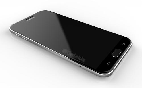 """Samsung Galaxy A8 mới lộ ảnh đẹp, cấu hình """"ngon"""""""