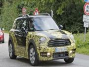 Tin tức ô tô - 2017 Mini Countryman ngụy trang kín mít trên đường thử