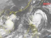 Video An ninh - Bão số 4 suy yếu thành áp thấp nhiệt đới