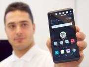 Dế sắp ra lò - Trên tay LG V20 dùng camera kép 16MP, RAM 4GB