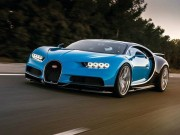 Tư vấn - Bugatti Chiron gây thất vọng, chậm hơn Veyron