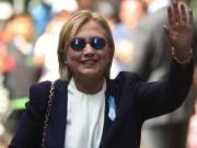 Thế giới - Nghi vấn bà Clinton bị đầu độc