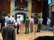 An ninh Xã hội - Nghệ An: Hỗn chiến, nổ súng kinh hoàng tại quán karaoke
