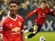 Bóng đá - Rashford thần tượng, gọi Ronaldo là số 1