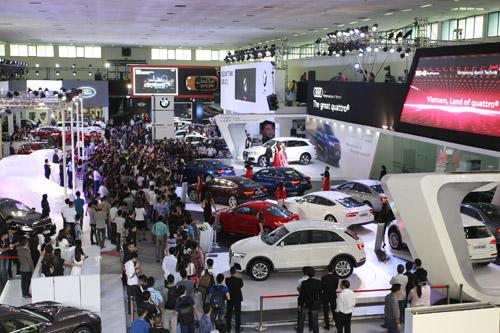 Gần 100 mẫu xe mới sẽ ra mắt tại Vietnam Motor Show 2016 - 1