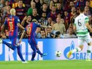 Bóng đá - Barcelona – Celtic: Hơn cả đánh tennis
