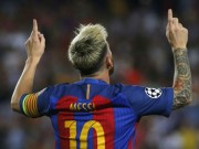 Bóng đá - Cúp C1: Thắng Celtic, Barca và Messi thi nhau lập kỷ lục