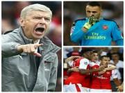 Bóng đá - Góc chiến thuật PSG - Arsenal: Công & tội của Wenger