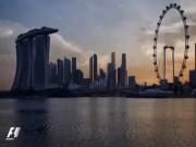 Thể thao - F1, Singapore GP: Tốc độ & ánh sáng