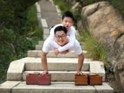 Bạn trẻ - Cuộc sống - TQ: Cậu bé không chân chinh phục núi cao nghìn mét