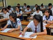 Giáo dục - du học - Thi trắc nghiệm toán: Thất bại nếu không chuẩn bị kỹ