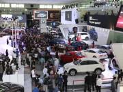 Tin tức ô tô - Gần 100 mẫu xe mới sẽ ra mắt tại Vietnam Motor Show 2016