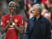 """Bóng đá - MU - Mourinho: Đừng biến Pogba 105 triệu euro thành """"bom xịt"""""""