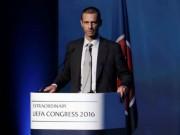 Bóng đá - Tin HOT tối 14/9: Aleksander Ceferin đắc cử chủ tịch UEFA